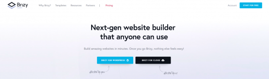 brizy websites Brizy Page Builder Review: Better Than Others? Worth Using?