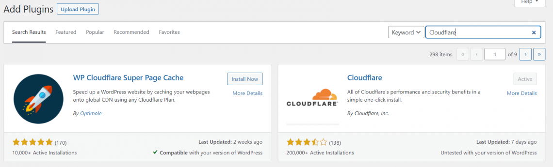 clouflare wordpress How To Build A Website