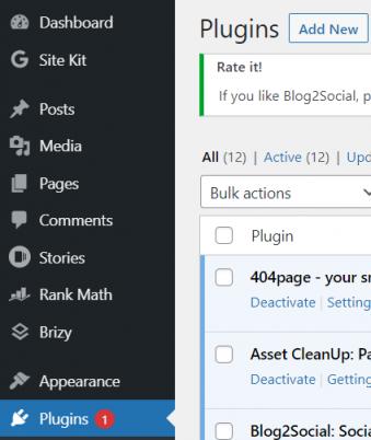 plugin How To Build A Website