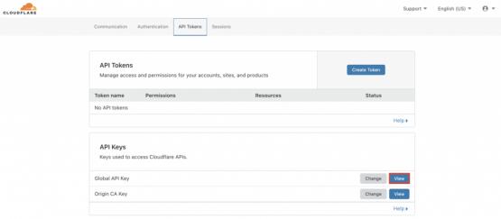 cloudflare api How To Build A Website