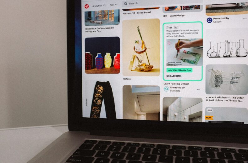 charles deluvio SqmT5NIXbe8 unsplash scaled How To Use Pinterest For Your Business Growth